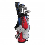 TS51 10-CLUB STAND BAG SET