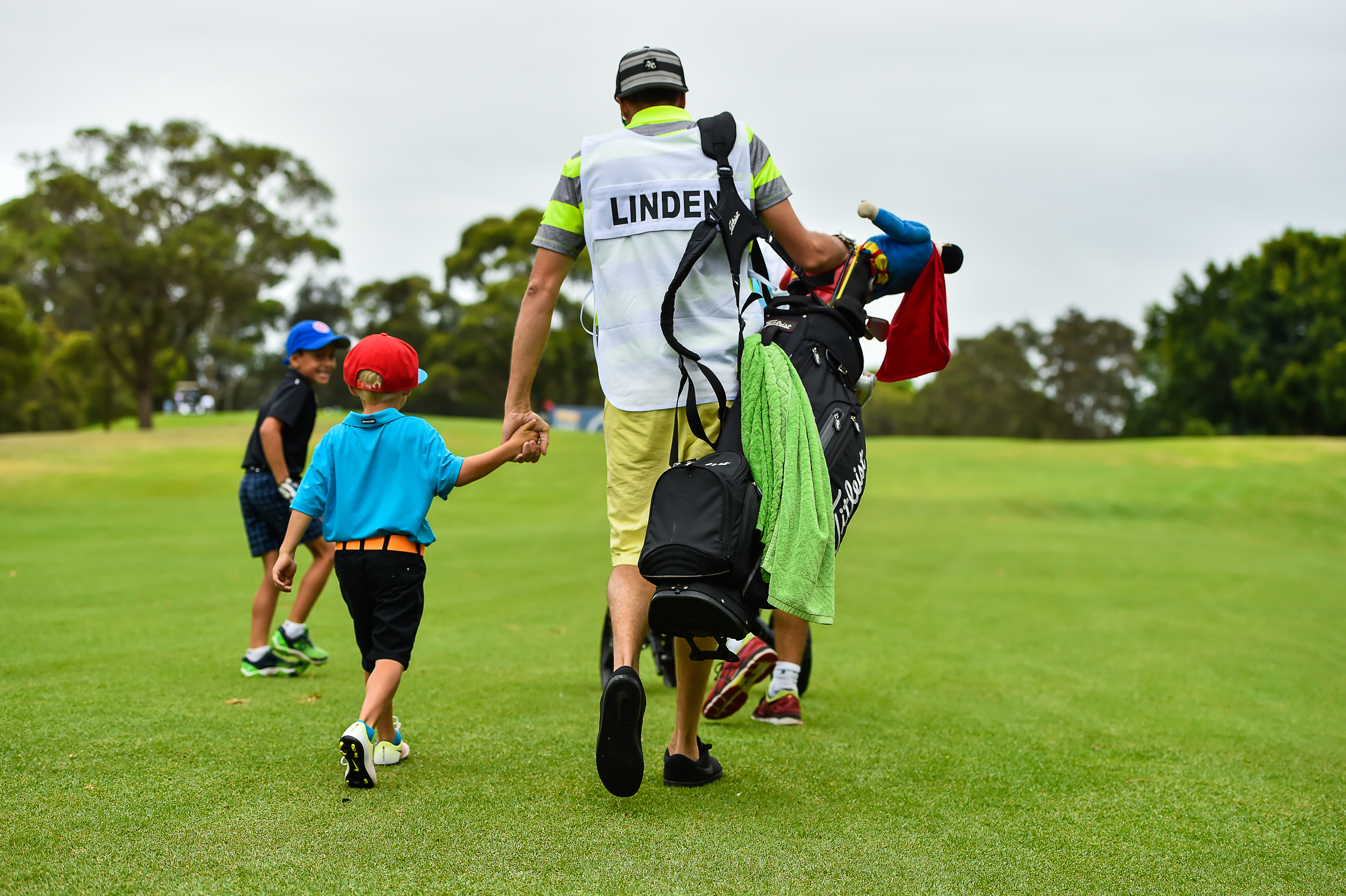 golf tournaments for kids