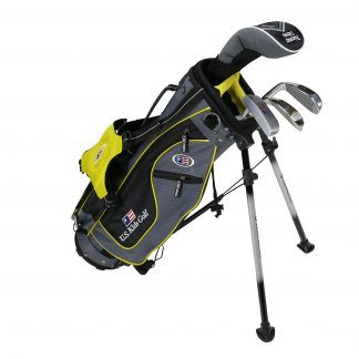 UL42 4-Club Set, Grey/Yellow Bag