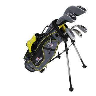 UL42 5-Club DV2 Driver Set, Grey/Yellow Bag