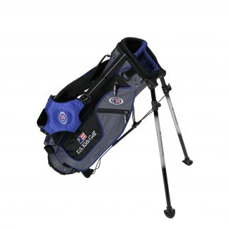 UL45 Stand Bag, Grey/Blue Bag