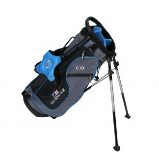 UL48 Stand Bag, Grey/Teal