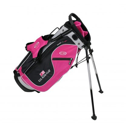UL48 Stand Bag, Pink/Black/Silver