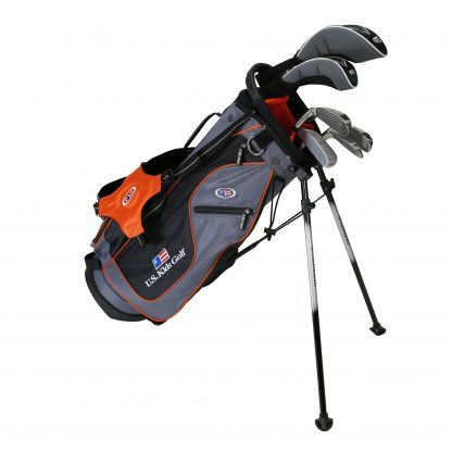 UL51 6-Club DV2 Driver Set, Grey/Orange Bag
