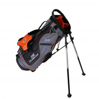 UL51 Stand Bag, Grey/Orange