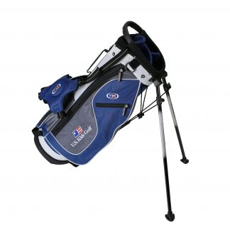 UL51 Stand Bag, Blue/Grey/White