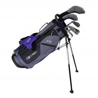 UL54 7-Club DV2 Driver Set, Grey/Purple Bag