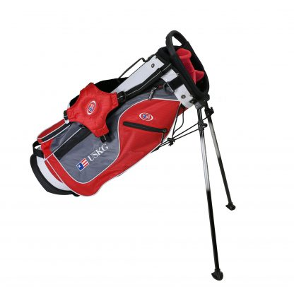 UL54 Stand Bag, Red/Grey/White