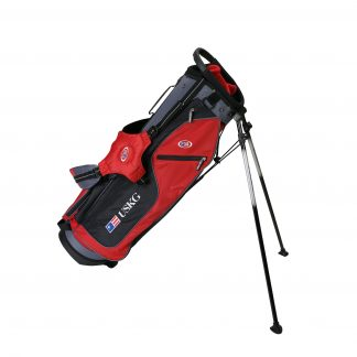 UL63 Stand Bag, Red/Black/Grey Bag