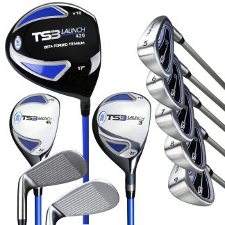 TS3-51 10 Club Only Set, Graphite Shafts