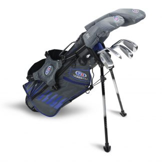 UL45-s  6 Club DV3 Stand Set, Grey/Blue Bag (RH Only)
