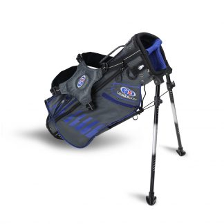 UL45-s  Stand Bag/23 Inch, Grey/Blue Bag