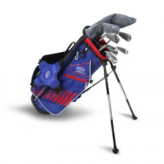 UL51-s  7 Club DV3 Stand Set, Blue/Red/White Bag (RH Only)