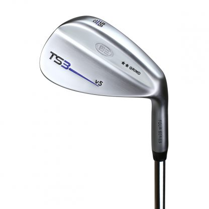 TS3-60  Sand Wedge, Steel Shaft