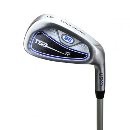 TS3-63  8 Iron, Graphite Shaft
