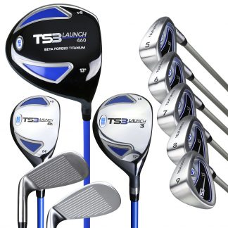 TS3-66  10 Club Only Set, Graphite Shafts