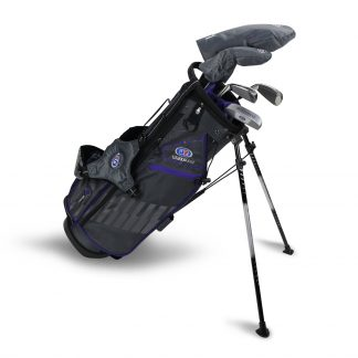 UL54-s  5 Club Stand Set, Grey/Purple Bag