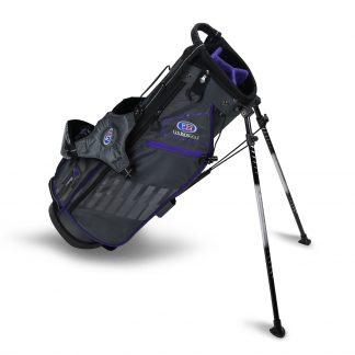 UL54-s  Stand Bag/27.5 Inch, Grey/Purple Bag