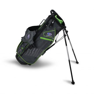 UL57-s  Stand Bag/29 Inch, Grey/Green Bag